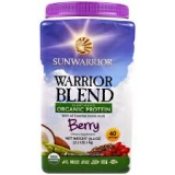Sunwarrior Blend prášek Berry 1kg RAW BIO