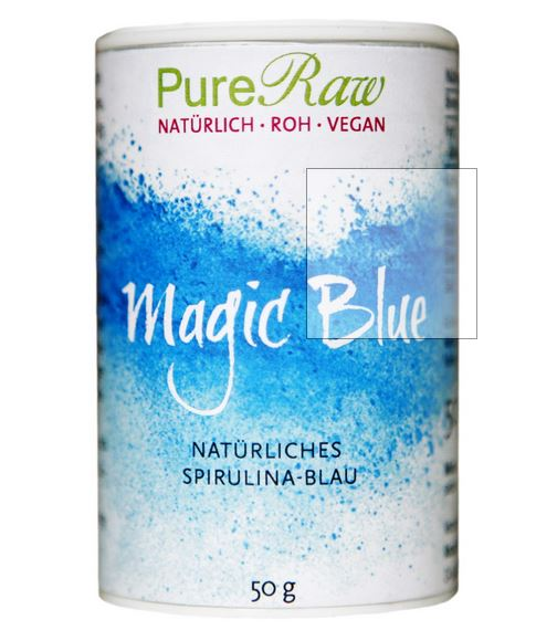 "Modrá spirulina ""Magic Blue"""