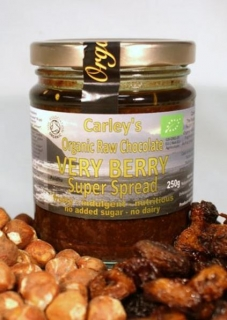 Very Berry Super Spread 250g RAW BIO